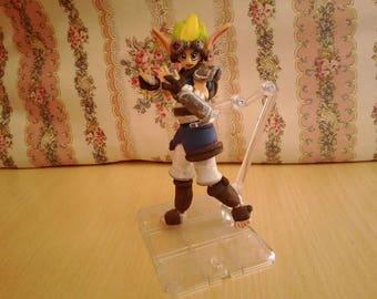 """Jak Custom Figma / Figuarts Action Figure - Jak & Daxter - 6""""/15cm"""