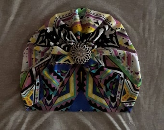 Retro turban