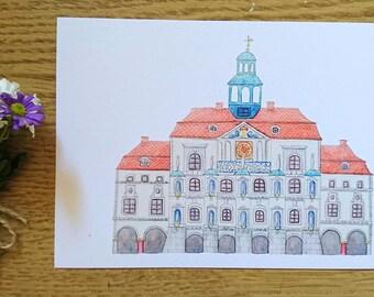 Lüneburg Town Hall