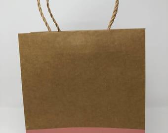 Personalized Gift Bag | Maid of Honor Gift Bag | Custom Gift Bag for Maid of Honor | Custom Gift Bag | Wedding Gift Bag
