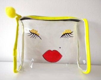 Handmade Accessory/ Makeup/ Travel Bag