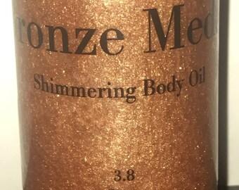 Bronze Medal - Shimmering Body Oil 3.8 oz