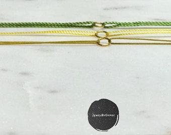 Bracelets minimalist | Gift for her | get 3 for 2