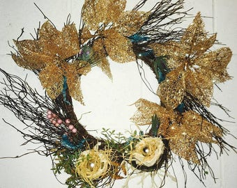 Bird Nest Wreath (2 feet)
