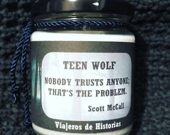Sailing from Teen Wolf by Scott McCall