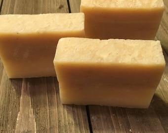 Lemongrass Soap-All Natural Soap, Handmade Soap, Homemade Soap, Handcrafted Soap