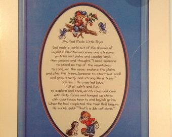 Why God Made Little Boys Leaflet # 10