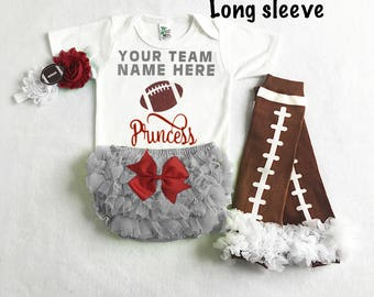 baby girl alabama crimson tide outfit - crimson tide baby girl outfit - crimson tide baby girl gift - football leg warmer - alabama football