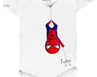 baby is already a superhero.
