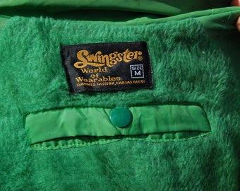 vintage Swingster jacket 70s Windbreaker