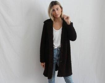 chocolate poodle coat