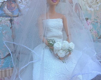 Wedding dresses for Barbie