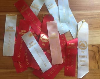 Lot of camp awards