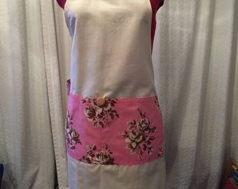 Full Apron with Pockets