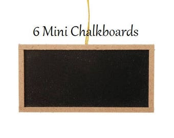 MINI Chalkboard Signs