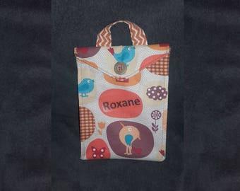 Bag snack customizable birds
