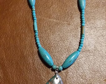 Texas Native Necklace