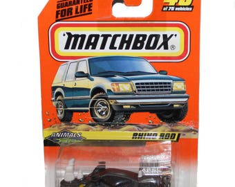 Matchbox Rhino Rod #43 of 75