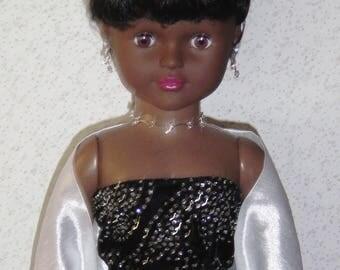 Sky - Vintage Doll