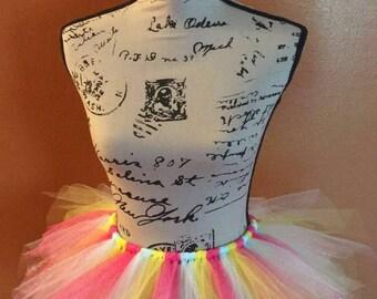 Pixie tutu skirts, baby tutus, toddler tutus, big girl tutus, pixie style tutu, birthday tutus, other colors available