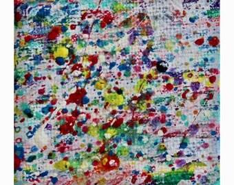 Chaotic Confetti
