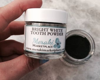 Bright White Tooth Powder