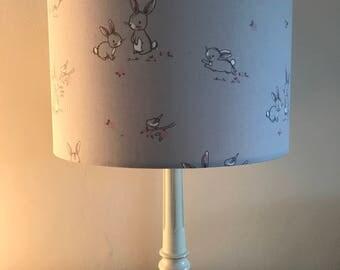 Hello Little Bird Lampshade