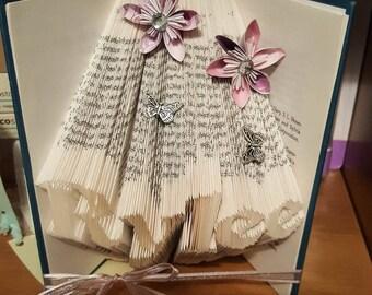 Book Folding 'Custom Name'