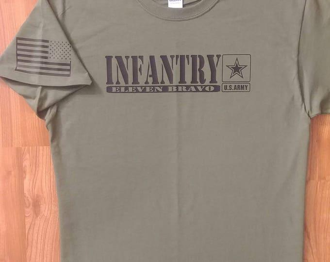 Army - Army Shirt - Infantry - Mens Army Shirt - Womens Army Shirt - Army National Guard - Army Veteran - Army Wife - US Army - Army Mom