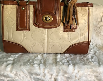 COACH Limited Edition ALL Leather