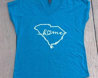 Womens South Carolina Home Shirt