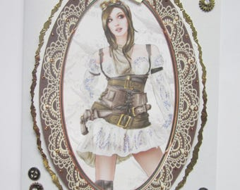 Just for you--------Steampunk Style