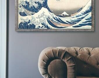The Great Wave off Kanagawa - Poster