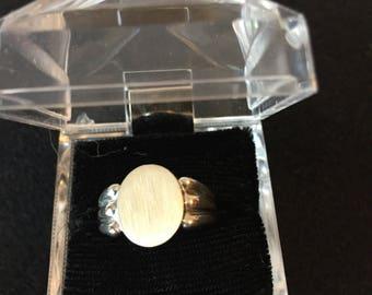 Sterling Silver Signet Ring