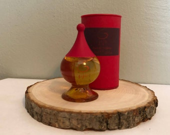 Vintage Romeo di Romeo Gigli Vanity Collectible Miniature Glass Perfume Bottle