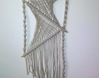 Macrame Wall Art, String Art, Wall Hanging