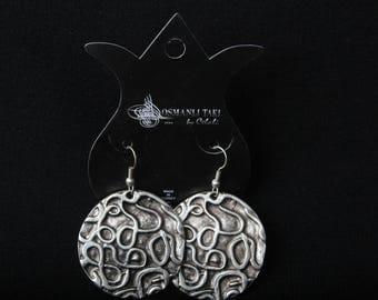New Perfect Silver Plate Drop Earring