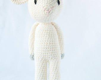 Crocheted  Sheep