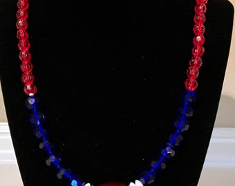"18"" America! - red, white & blue"