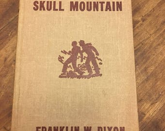 Secret of Skull Mountain by Franklin W. Dixon - 1948