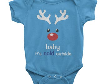 Rudolph Reindeer SVG Christmas Deer SVG Cut file winter Tshirt Cutting file SVG Dxf Eps Ai Pdf Png Jpg Files for Cricut Silhouette and more