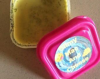 Lemon Poppy Seed Slime! 2oz