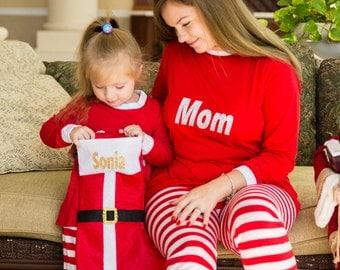 PERSONALIZED Stocking, Christmas stocking, stocking, christmas, monogrammed, monogram, embroidered, personalized christmas stocking, family