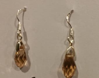 S.S. Crystals Earrings