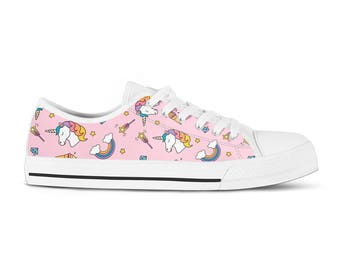 vans unicornio