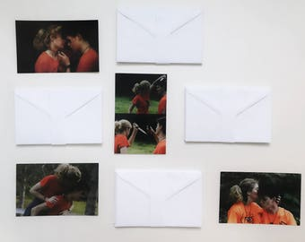 Four Prints: Percy Jackson and Annabeth Chase