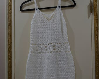 Knit Short Dress (Small)