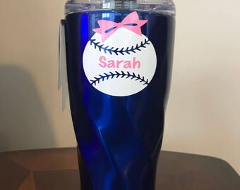 Personalized 20oz. Thermal Tumblers