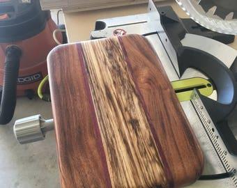 Handmade Cheese Board - Beli and Patagonia Rosewood