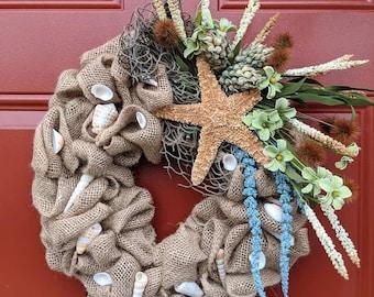 Seashore Wreath